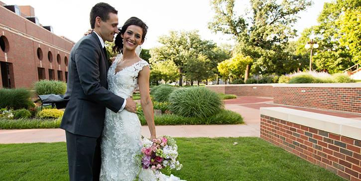 Say 'I do' at the OSU alumni center
